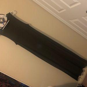 NWT sleeveless maxi dress